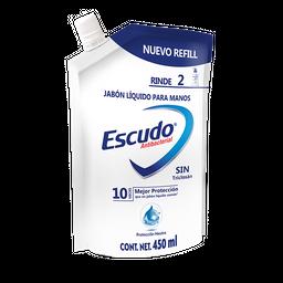 Jabón Liquido Para Manos Escudo Antibacterial