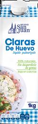 Clara de Huevo San Juan 1Kg