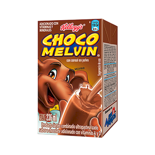 Bebida Lactea Kelloggs Chocolate 236 mL