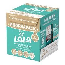 Leche ULra Desl Light Pack Lala 6 Kilogramo Caja
