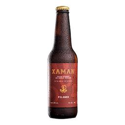 Cerveza Xaman Pilsner