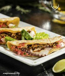 Tacos de Marlin/Pulpo