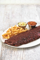SMOKEHOUSE BBQ RIBS
