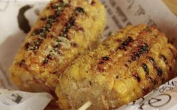 Grilled Yellow Corn
