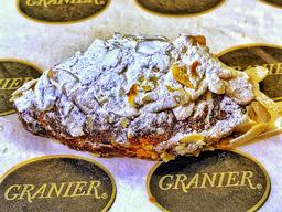 Mini Croissant Pasta de Almendra