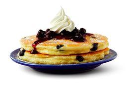 Pancake Double Blueberry