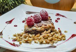 Brownie de Cheesecake