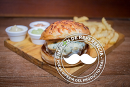 Burger Classic Jalapeño