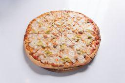 Pizza Salmón Grande