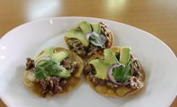 Tacos de arrachera