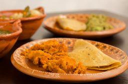 Taco de Ternera a la Mexicana