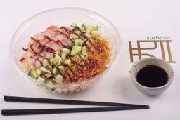 Kampachi Yuzu Sushi Bowl