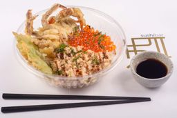 Spicy Crab Sushi Bowl