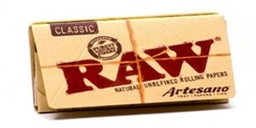 Papel Raw Artesano