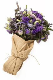 Ramo Floral Violeta
