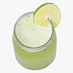 Agua Fresca Limon - Chia