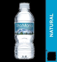 Agua Sta. Maria Natural 355 ml