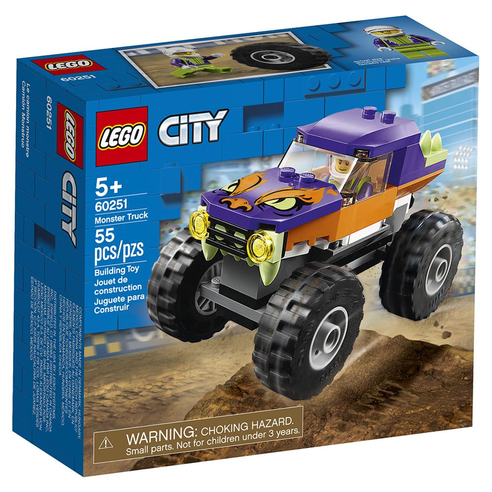 City E-6 Camion Monstruo