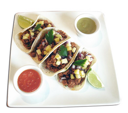 Tacos Veganos al Pastor