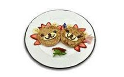 Hotcakes de Ositos Amorosos
