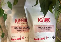 Café adhoc en grano 250 g
