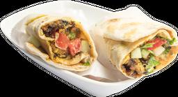 Wrap de Shawarma