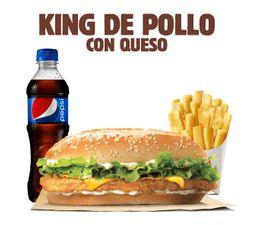 Combo King de Pollo®