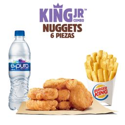 King Jr Nuggets 6 pzas