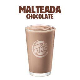Malteada Chocolate