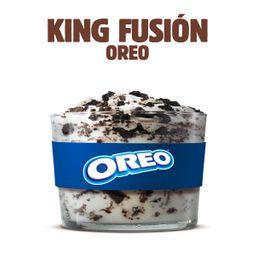 King Fusión Oreo