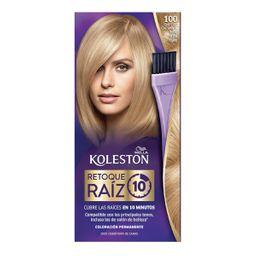 Tintes dama Koleston 1. 100 Rubio Ultra Claro 100 U