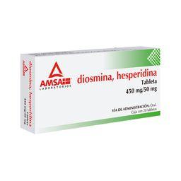 Diosmina Hesperidina 450 Mg 450 Mg Tab