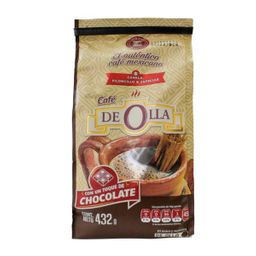 de Olla HEB Cafe Olla Chocolate