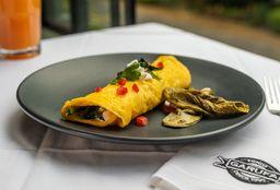 Omelette Dietético