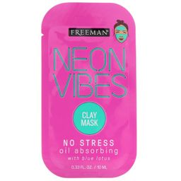 Neon Clay Mask