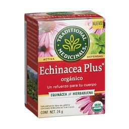 Infusion Te Traditional Medicinals Echinacea 24 g