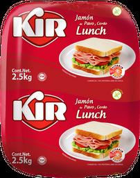 Kir Jamón Lunch Kg