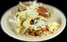 Burrita de Pollo Adobado