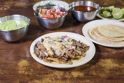Orden Especial de 3 Tacos