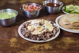 Orden Super Especial 9 Tacos