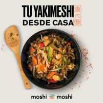 Prepara tu Yakimeshi en Casa