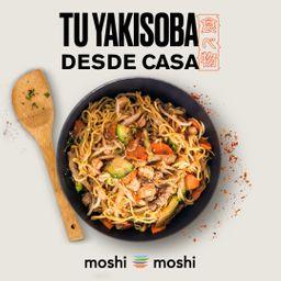 Prepara tu Yakisoba en Casa