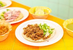 Taco Achicalada