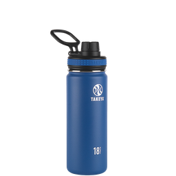 Botella Takeya Originals 530 mL Azul