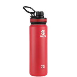 Botella Takeya Originals 700 mL Rojo
