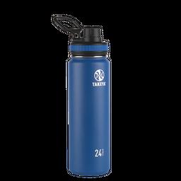 Botella Takeya Originals 700 mL Azul