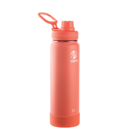 Botella Takeya Actives 700 mL Coral