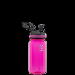 Botella Takeya Tritan Popote 530 mL Rosa