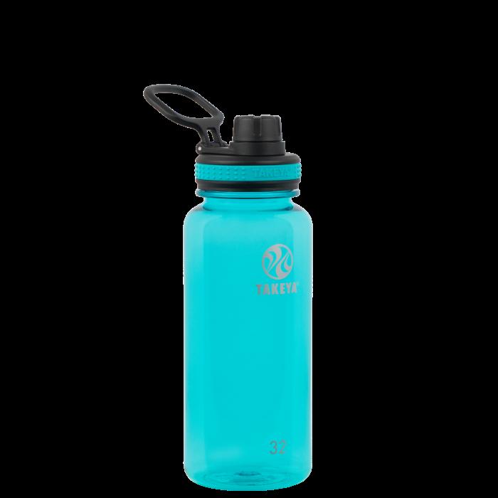 Botella Takeya Tritan 950 mL Aqua