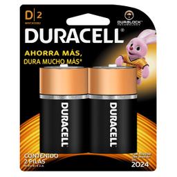 Duracell Pila D2
